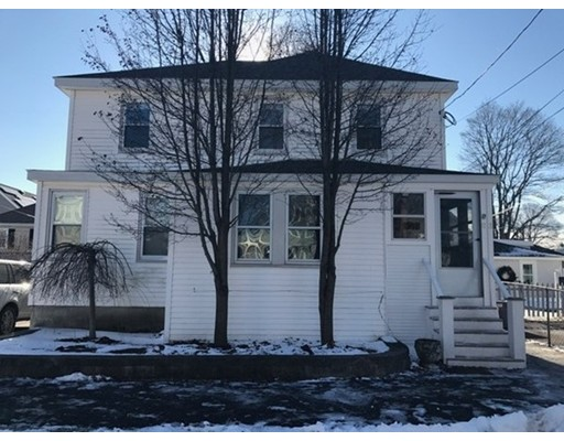 Picture 2 of 83 Turner St  Quincy Ma 4 Bedroom Multi-family