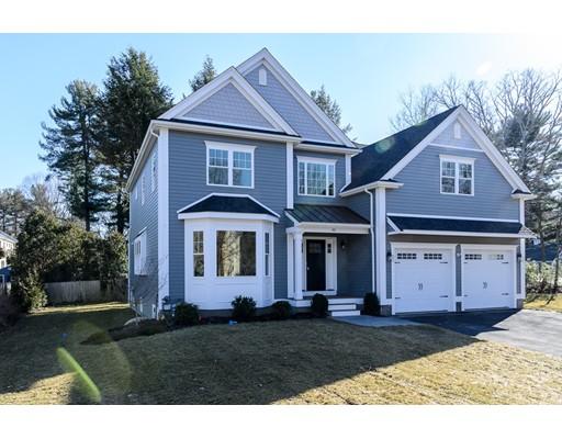 단독 가정 주택 용 매매 에 88 Manor Avenue 88 Manor Avenue Wellesley, 매사추세츠 02482 미국