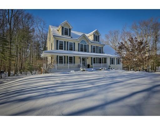 独户住宅 为 销售 在 2 Trimble Trail 2 Trimble Trail Kensington, 新罕布什尔州 03833 美国