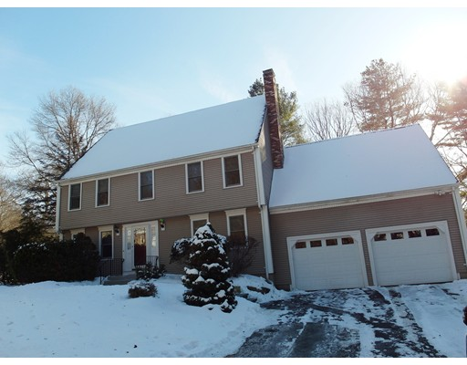 Single Family Home for Sale at 53 Kings Row 53 Kings Row Ashland, Massachusetts 01721 United States