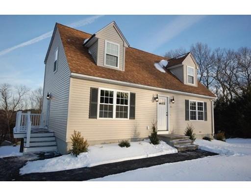 Частный односемейный дом для того Продажа на 21 Rawson Road 21 Rawson Road Bellingham, Массачусетс 02019 Соединенные Штаты