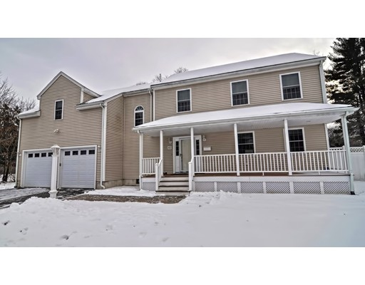 Single Family Home for Sale at 40 Sylvester Road 40 Sylvester Road Natick, Massachusetts 01760 United States