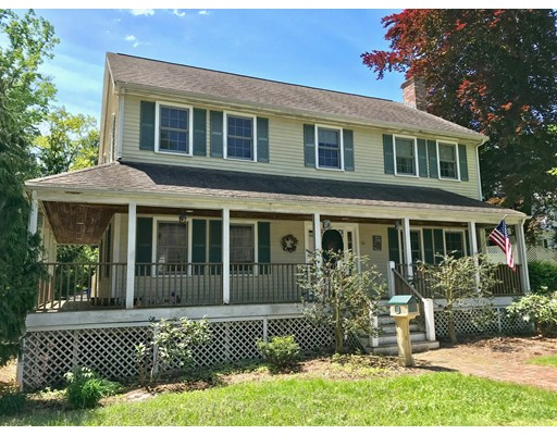 Single Family Home for Sale at 80 CLARK LANE 80 CLARK LANE Waltham, Massachusetts 02451 United States