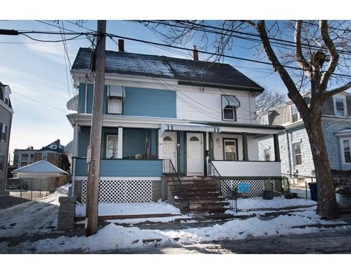 Condominium for Sale at 92 Jaques Street 92 Jaques Street Somerville, Massachusetts 02145 United States