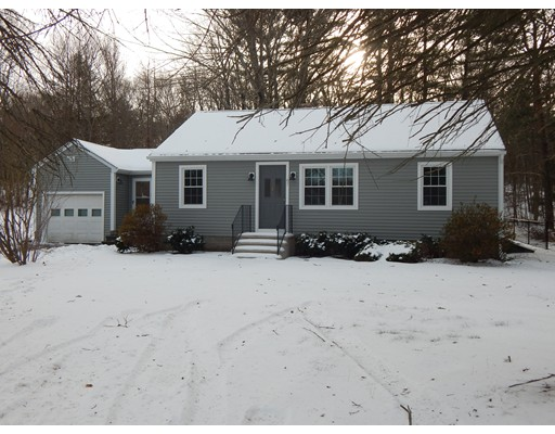 Single Family Home for Sale at 67 West Street 67 West Street Millville, Massachusetts 01529 United States