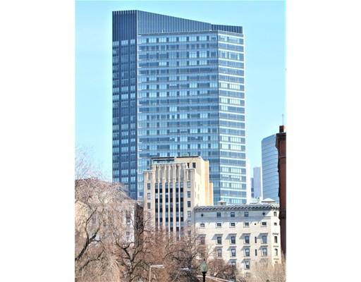 Casa Unifamiliar por un Alquiler en 3 Avery Street Boston, Massachusetts 02111 Estados Unidos