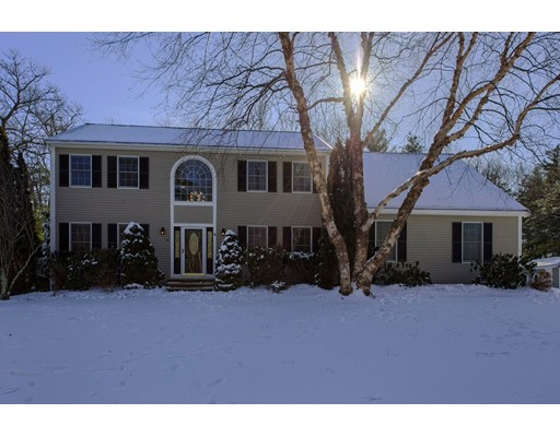 Single Family Home for Sale at 34 Kings Row 34 Kings Row North Reading, Massachusetts 01864 United States