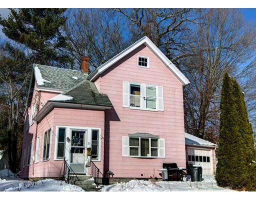 واحد منزل الأسرة للـ Sale في 20 Mount Pleasant Street 20 Mount Pleasant Street Chelmsford, Massachusetts 01863 United States