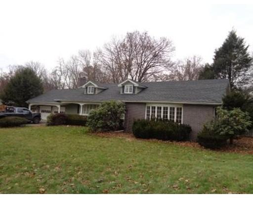 独户住宅 为 销售 在 50 Wheel Meadow 50 Wheel Meadow Longmeadow, 马萨诸塞州 01106 美国