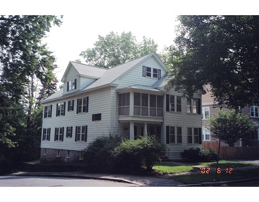 Single Family Home for Rent at 42 Whitman Road Worcester, 01609 United States