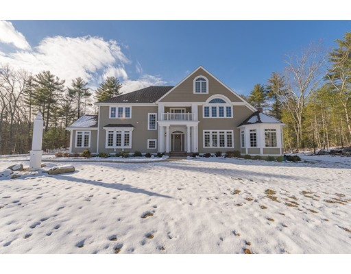 Частный односемейный дом для того Продажа на 14 Sagamore Lane 14 Sagamore Lane Boxford, Массачусетс 01921 Соединенные Штаты