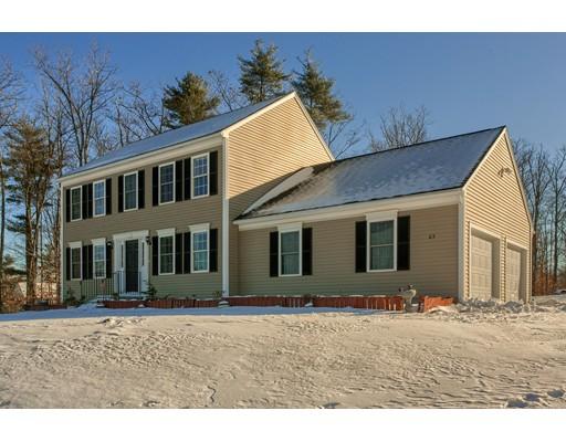 独户住宅 为 销售 在 65 Victoria Lane Templeton, 01468 美国