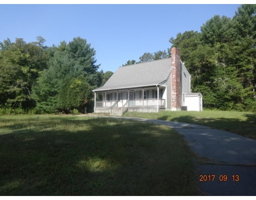 Single Family Home for Sale at 294 Mendall Road 294 Mendall Road Acushnet, Massachusetts 02743 United States