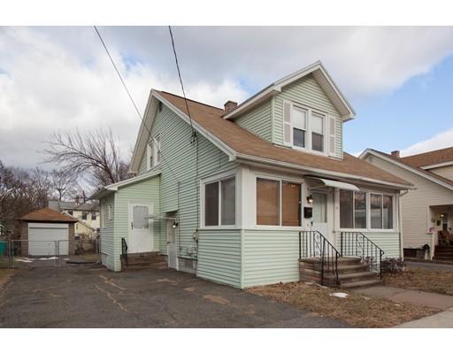 独户住宅 为 销售 在 26 Southworth Street 26 Southworth Street West Springfield, 马萨诸塞州 01089 美国