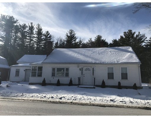 Single Family Home for Sale at 468 Podunk Road East Brookfield, Massachusetts 01515 United States