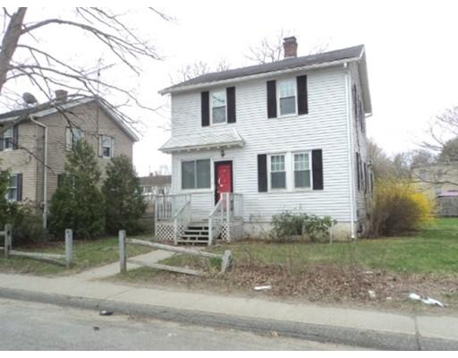 Casa Unifamiliar por un Venta en 163 State Avenbue 163 State Avenbue Killingly, Connecticut 06263 Estados Unidos