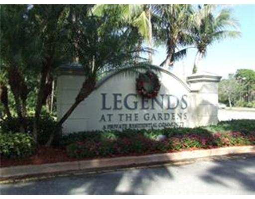 Condominium for Sale at 4881 Bonsi Circle 4881 Bonsi Circle Palm Beach Gardens, Florida 33418 United States