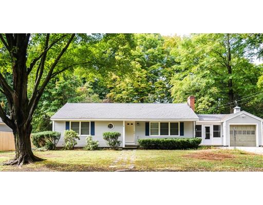 独户住宅 为 出租 在 18 Sunhill Drive 18 Sunhill Drive Northampton, 马萨诸塞州 01062 美国