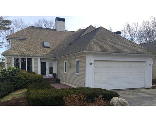 Single Family Home for Sale at 36 Highwood Lane Ipswich, Massachusetts 01938 United States