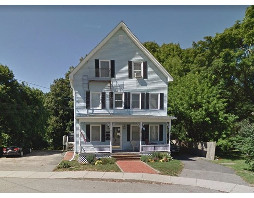 Single Family Home for Rent at 209 School Street 209 School Street Franklin, Massachusetts 02038 United States