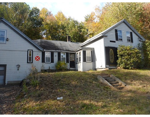 Single Family Home for Sale at 93 Main Street 93 Main Street Princeton, Massachusetts 01541 United States