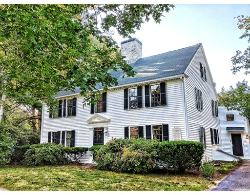 Частный односемейный дом для того Продажа на 111 Washington Street 111 Washington Street Topsfield, Массачусетс 01983 Соединенные Штаты