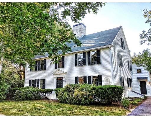 Single Family Home for Sale at 111 Washington Street 111 Washington Street Topsfield, Massachusetts 01983 United States
