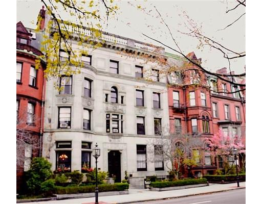 Частный односемейный дом для того Аренда на 273 Commonwealth Avenue 273 Commonwealth Avenue Boston, Массачусетс 02116 Соединенные Штаты