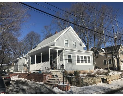 Casa Unifamiliar por un Alquiler en 90 Allen Street 90 Allen Street Randolph, Massachusetts 02368 Estados Unidos