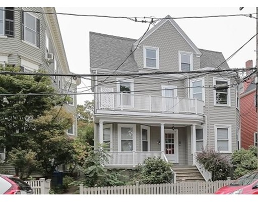Квартира для того Аренда на 60 Highland Avenue #2 60 Highland Avenue #2 Cambridge, Массачусетс 02139 Соединенные Штаты