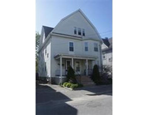 Single Family Home for Rent at 52 Fiske Street Waltham, Massachusetts 02254 United States