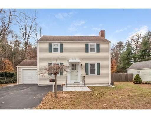 Частный односемейный дом для того Аренда на 321 Maple Road 321 Maple Road Longmeadow, Массачусетс 01106 Соединенные Штаты