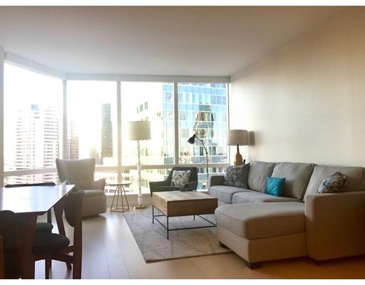 شقة بعمارة للـ Rent في 1 Franklin #2907 1 Franklin #2907 Boston, Massachusetts 02110 United States
