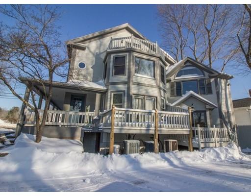 تاون هاوس للـ Rent في 581 Washington Street #2 581 Washington Street #2 Easton, Massachusetts 02375 United States
