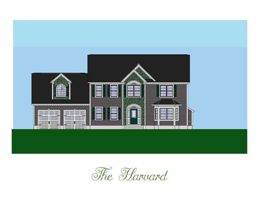 Single Family Home for Sale at 35 Freedom Lane (Lot 28) 35 Freedom Lane (Lot 28) Holden, Massachusetts 01520 United States