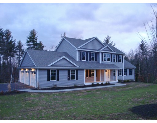 Single Family Home for Sale at 6 Keyes Hill Road Hollis, New Hampshire 03049 United States