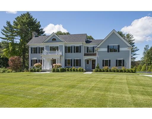 Single Family Home for Sale at 85 Buckskin Drive 85 Buckskin Drive Weston, Massachusetts 02493 United States