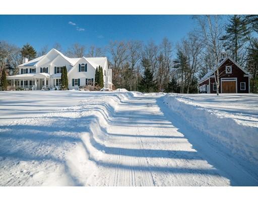 Maison unifamiliale pour l Vente à 95 Nartoff Road 95 Nartoff Road Hollis, New Hampshire 03049 États-Unis