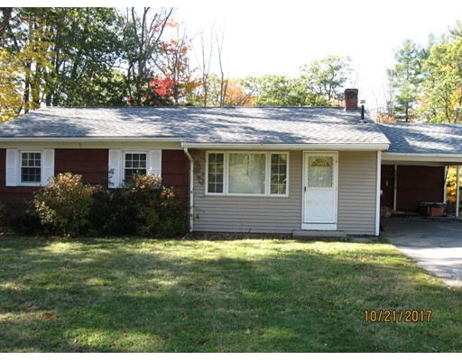 Single Family Home for Sale at 700 New Ipswich Road 700 New Ipswich Road Ashby, Massachusetts 01431 United States