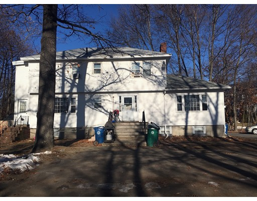 Multi-Family Home for Sale at 28 Peace Street 28 Peace Street Billerica, Massachusetts 01821 United States