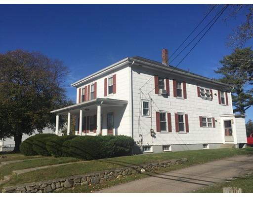 Casa Multifamiliar por un Venta en 253 Standish Avenue Plymouth, Massachusetts 02360 Estados Unidos