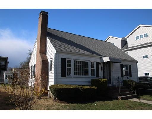 Single Family Home for Rent at 32 River Street 32 River Street Arlington, Massachusetts 02474 United States