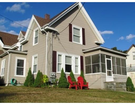 Single Family Home for Rent at 31 Mechanic Street 31 Mechanic Street Easton, Massachusetts 02356 United States