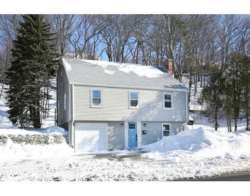 Maison unifamiliale pour l Vente à 163 Lebanon Street 163 Lebanon Street Melrose, Massachusetts 02176 États-Unis
