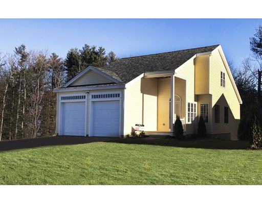 Single Family Home for Sale at 88 Tea Party Circle 88 Tea Party Circle Holden, Massachusetts 01520 United States