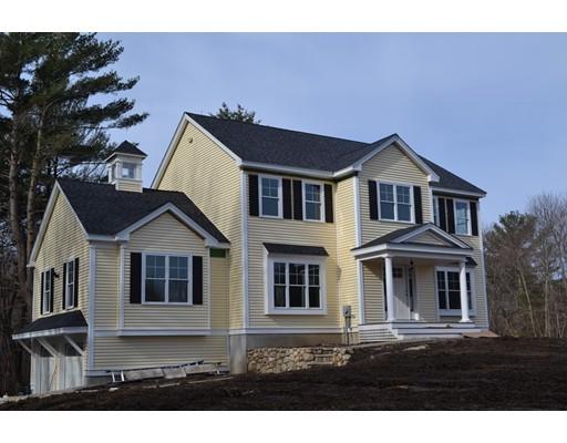 Частный односемейный дом для того Продажа на 121 7 Star Road 121 7 Star Road Groveland, Массачусетс 01834 Соединенные Штаты