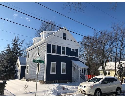 Casa Unifamiliar por un Alquiler en 59 Faraday Street Boston, Massachusetts 02136 Estados Unidos