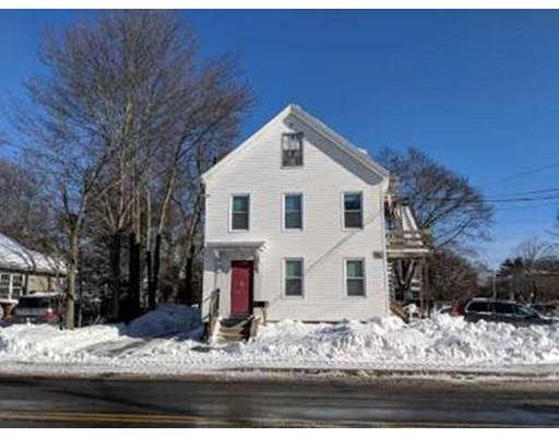 Single Family Home for Rent at 304 Main Street Ashland, Massachusetts 01721 United States