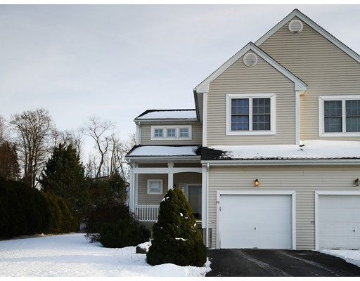 Townhouse for Rent at 89 Odonnell Ave #89 89 Odonnell Ave #89 Shrewsbury, Massachusetts 01545 United States