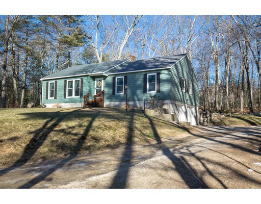 Single Family Home for Sale at 162 Yew Street 162 Yew Street Douglas, Massachusetts 01516 United States